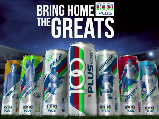 100 PLUS – Bring Home the Greats