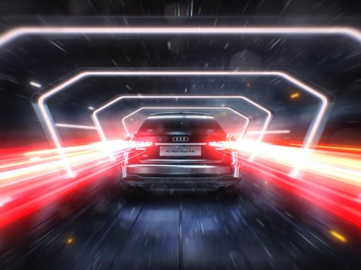 Audi A4L – Virtual Launch 2020